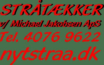 Stråtækker Michael Jakobsen ApS